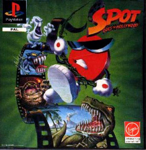 Spot goes to Hollywood sur PS1