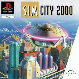SimCity 2000 sur PS1