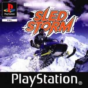 Sled Storm sur PS1