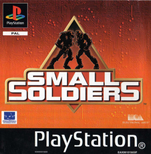 Small Soldiers sur PS1