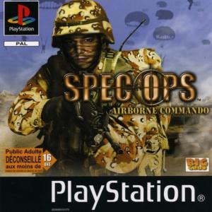 Spec Ops : Airborne Commando sur PS1