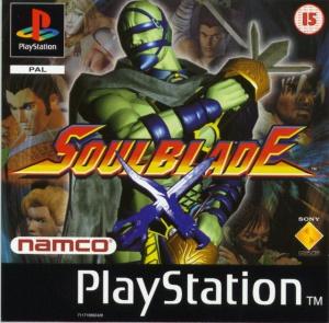 Soul Blade sur PS1