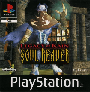 Legacy of Kain : Soul Reaver sur PS1