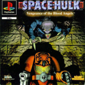 Space Hulk : Vengeance of the Blood Angels sur PS1