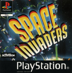 Space Invaders sur PS1