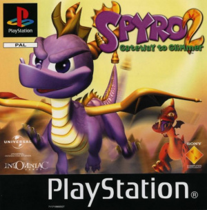 Spyro 2 : Gateway to Glimmer sur PS1