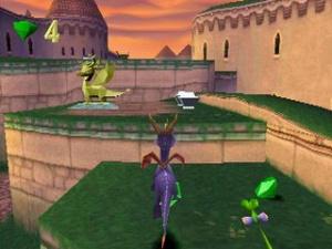 Oldies : Spyro The Dragon