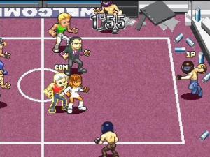 Super Slammin' Dodgeball