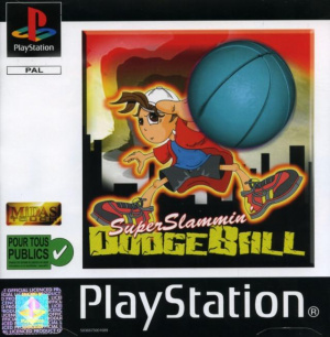 Super Slammin' Dodgeball