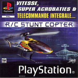 RC Stunt Copter sur PS1