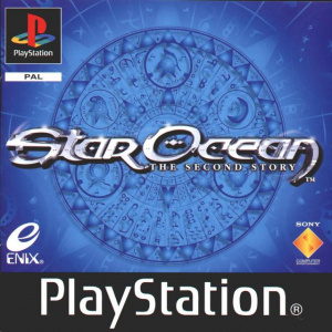 Star Ocean : The Second Story sur PS1