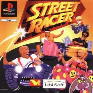 Street Racer sur PS1