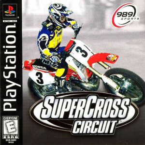 Supercross Circuit sur PS1