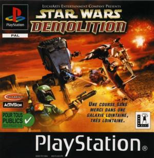 Star Wars Demolition sur PS1