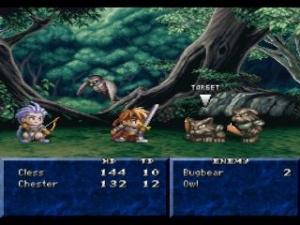 Quand le RPG flirte avec le jeu de baston