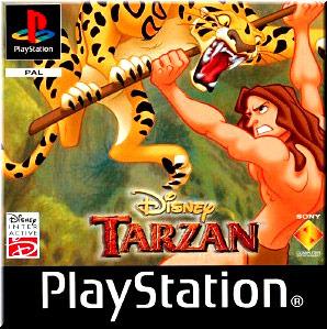 Tarzan sur PS1