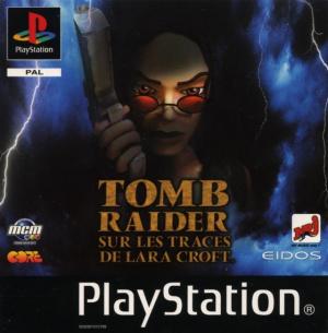 Tomb Raider : Sur les Traces de Lara Croft sur PS1