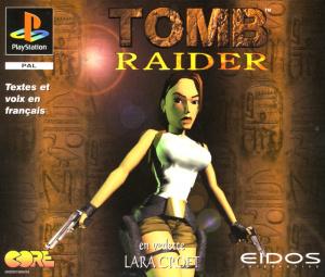 Tomb Raider (1996) sur PS1
