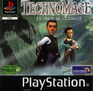 Technomage sur PS1