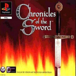 Chronicles of the Sword sur PS1