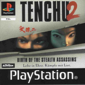 Tenchu 2 : Birth of the Stealth Assassins sur PS1