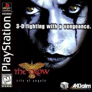 The Crow sur PS1