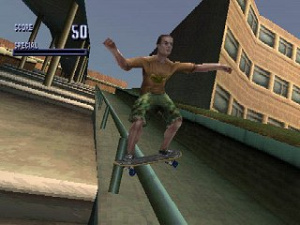 Tony Hawk en Platinum