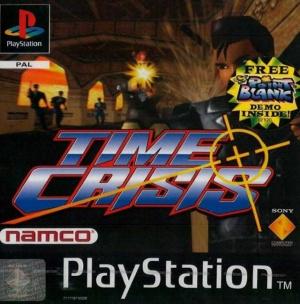 Time Crisis sur PS1