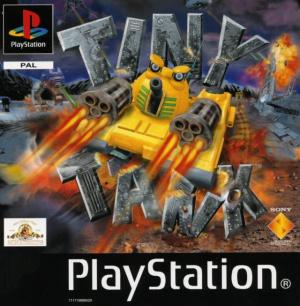 Tiny Tank sur PS1