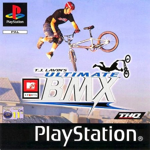 T.J. Lavin's Ultimate BMX