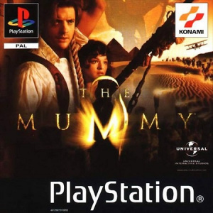 The Mummy sur PS1
