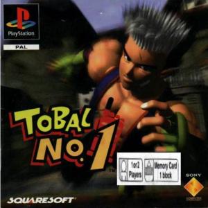 Tobal No 1 sur PS1
