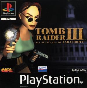 Tomb Raider III : Les Aventures de Lara Croft sur PS1