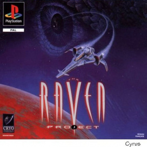 The Raven Project sur PS1
