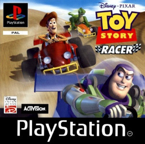 Toy Story Racer sur PS1