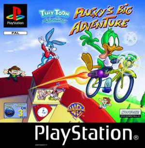 Tiny Toon Adventures : La Grande Aventure de Plucky sur PS1