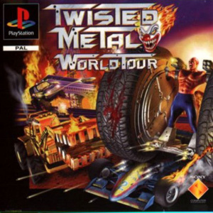 Twisted Metal sur PS1