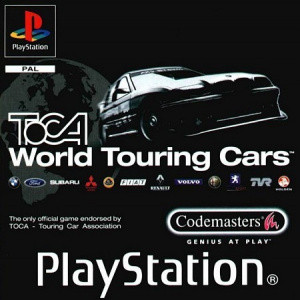 TOCA World Touring Cars sur PS1