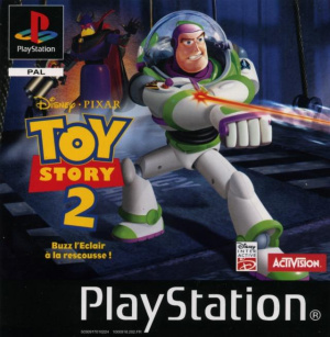 Toy Story 2 sur PS1