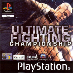 Ultimate Fighting Championship sur PS1