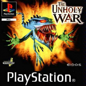 The Unholy War sur PS1