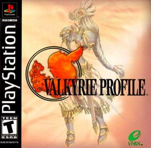 Valkyrie Profile sur PS1