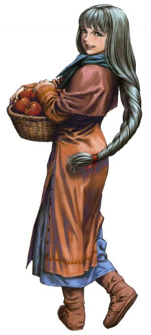 Platina, la jeune fille derrière la Valkyrie