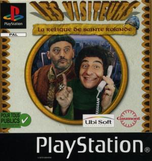 Les Visiteurs : La Relique de Sainte Rolande sur PS1
