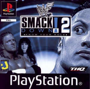 WWF Smackdown! 2 : Know your Role sur PS1
