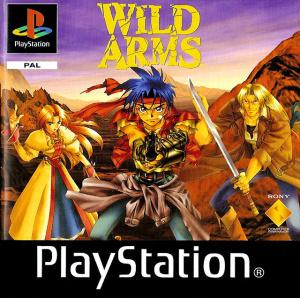 Wild Arms sur PS1