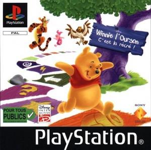Winnie l'Ourson : C'est la Récré ! sur PS1