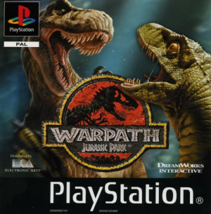 Warpath : Jurassic Park sur PS1