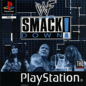 WWF Smackdown! sur PS1