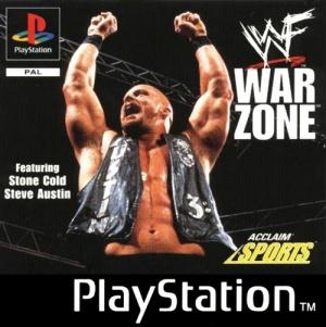 WWF Warzone sur PS1